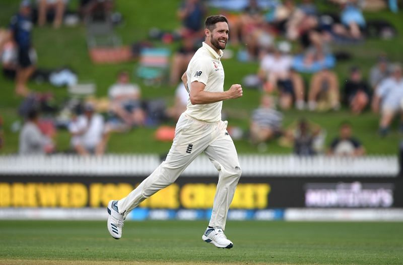 Chris Woakes played six Tests in 2020