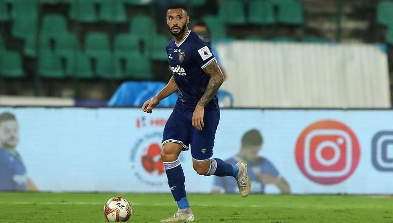 Eli Sabia (Image Courtesy: ISL Media)