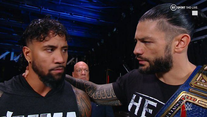 Roman Reigns to defend his Universal title against Kevin Owens at WWE TLC PPV