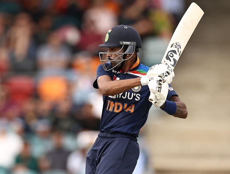 Hardik Pandya. Pic: ICC/Twitter