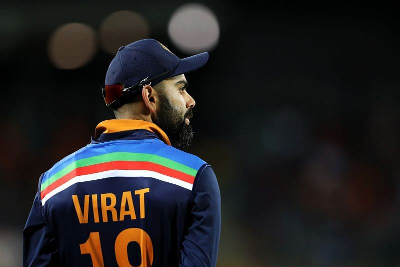 Virat Kohli is enjoying an extraordinary international cricket career