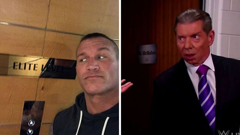 Randy Orton used alternate options to leverage a better WWE contract