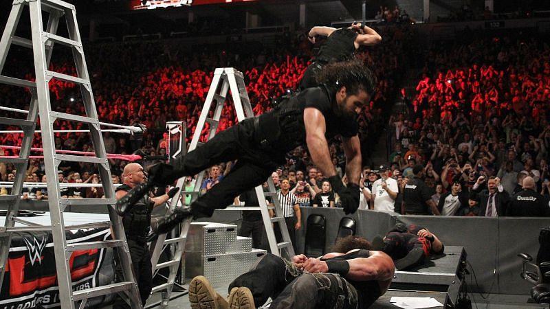 WWE TLC पीपीवी में हुए कुछ बेहतरीन मैचों को उतनी प्रसिद्धि नही मिल पाई।