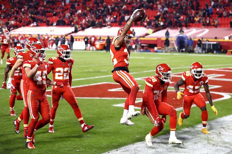 Kansas City Chiefs remain at the top of the AFC West