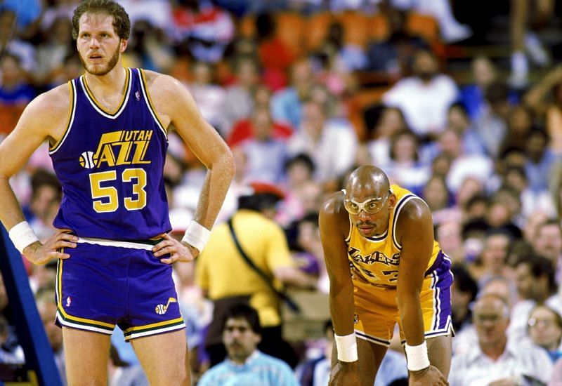 Eaton and Kareem Abdul-Jabbar.