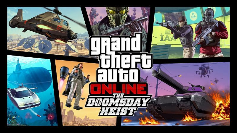 Heists were the focal point of GTA 5