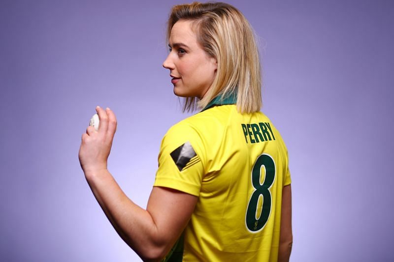 Ellyse Perry won the ICC Women