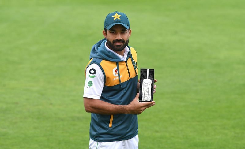 Mohammad Rizwan will lead Pakistan in the 1st Test against New Zealand