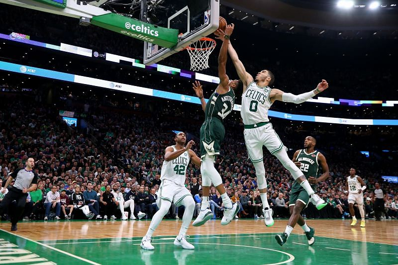 Bucks take on the Celtics in a possible East final preview
