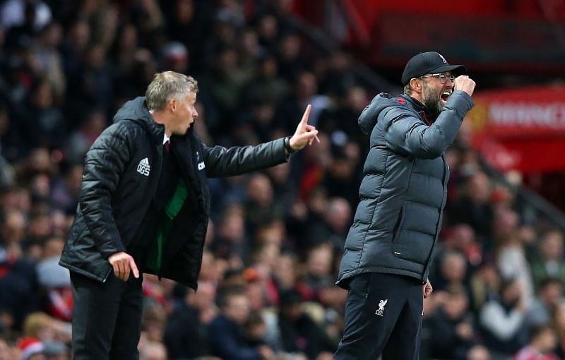 Liverpool and Manchester United could contest for the league title this season