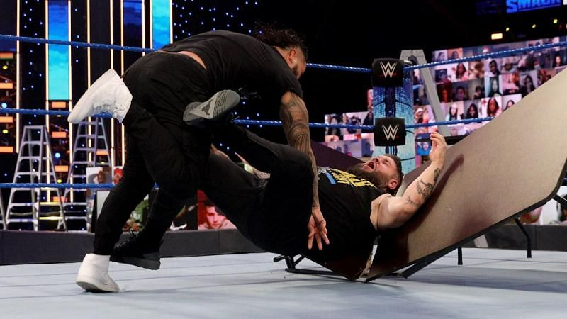 Roman Reigns has reliable backup