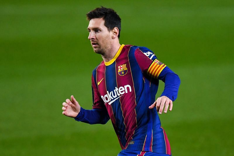 Lionel Messi can leave for free next summer