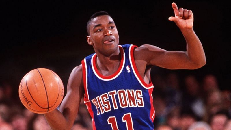 Thomas scored 47 points for Detroit. Photo Credit: NBA.com.