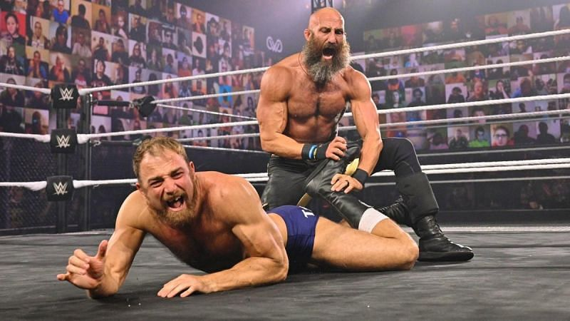 Is another showdown on the horizon for Ciampa and Thatcher?