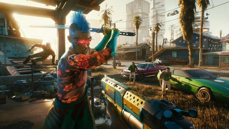 The best Cyberpunk 2077 memes to scroll through until the ...