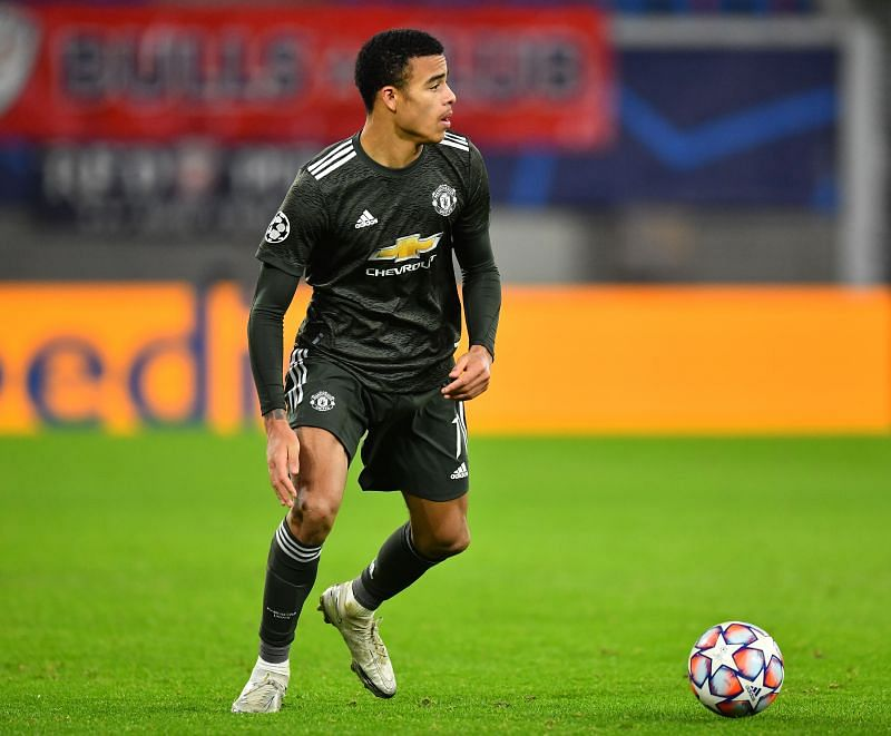 Mason Greenwood is tipped for greatness by Andy Cole