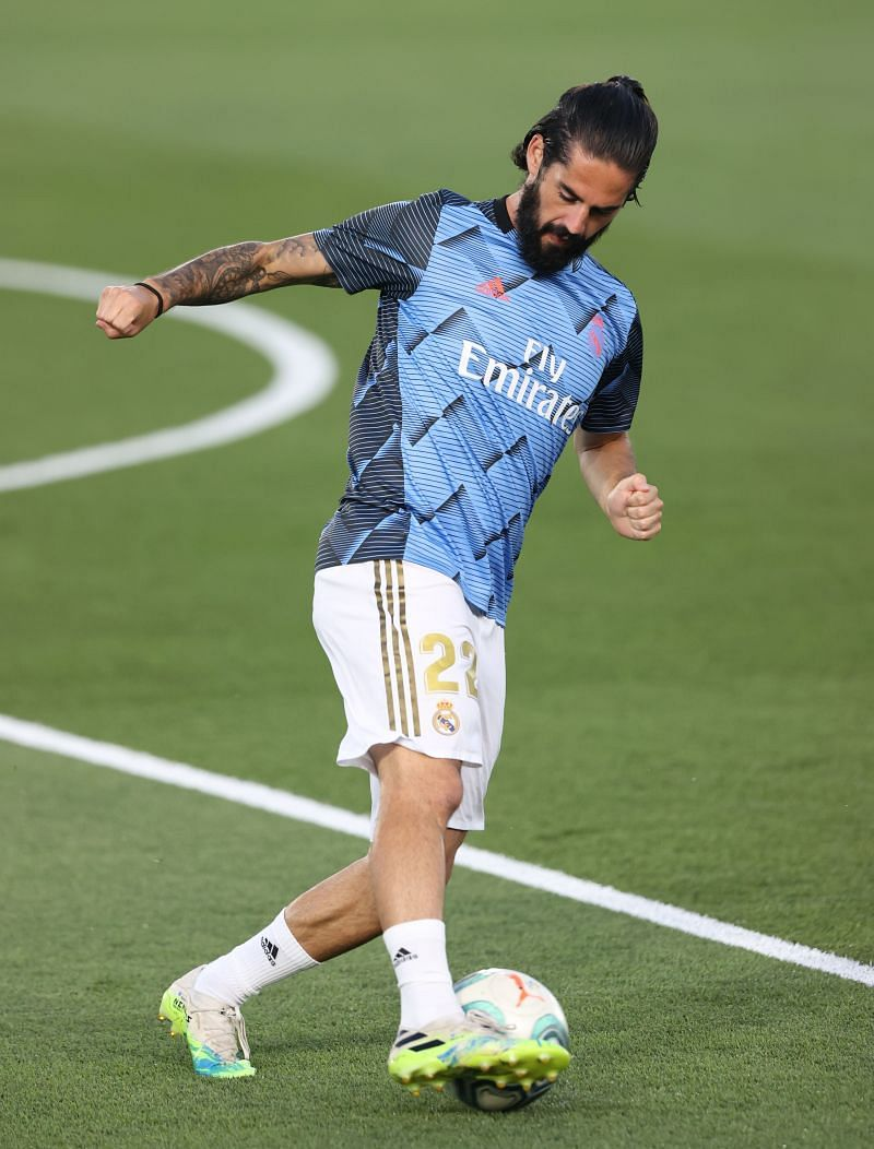 Arsenal are reportedly interested in Isco as well.