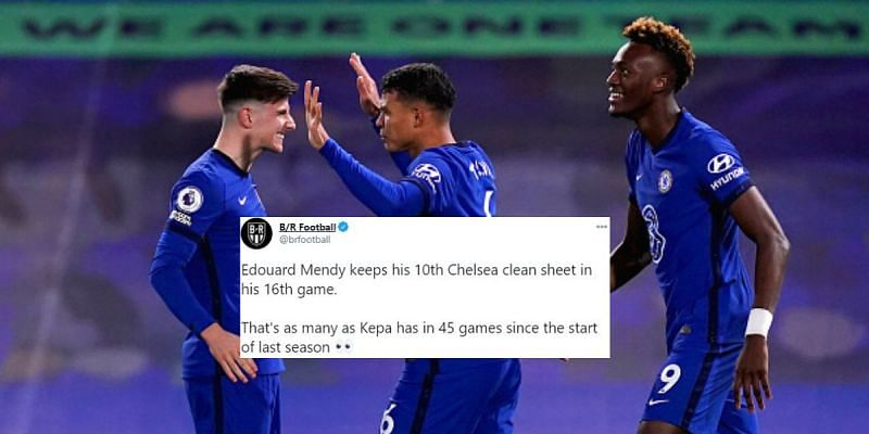 Chelsea claimed all three points against West Ham at home