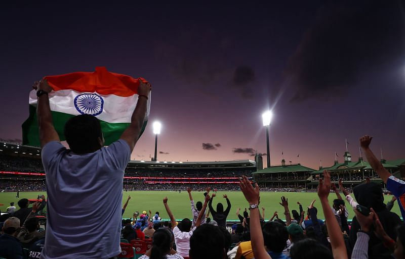 The Sydney Cricket Ground will host the Third Test between India and Australia