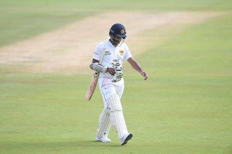 Dimuth Karunaratne was pleased with Sri Lanka