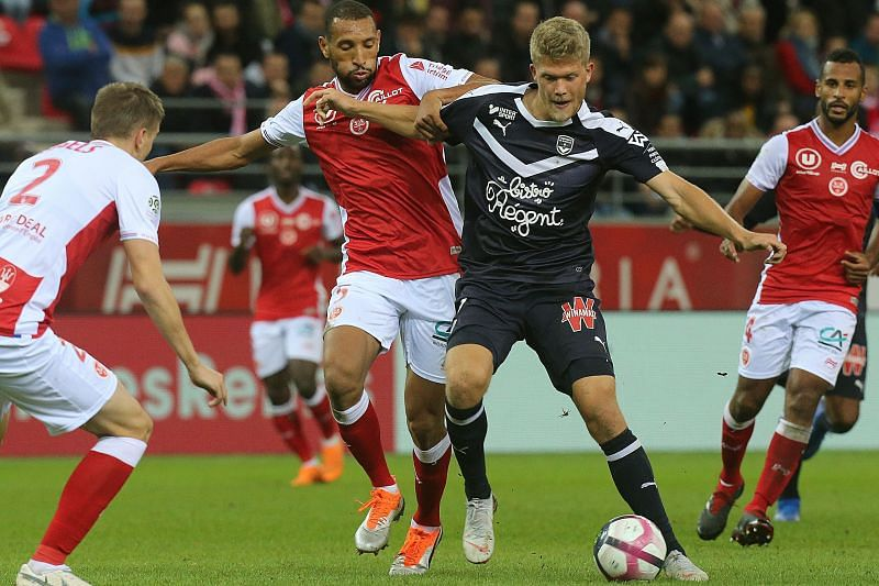 Bordeaux and Reims are both desperate for points