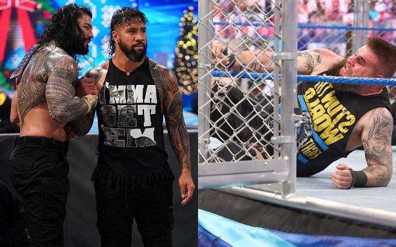 WWE SmackDown put up a memorable show