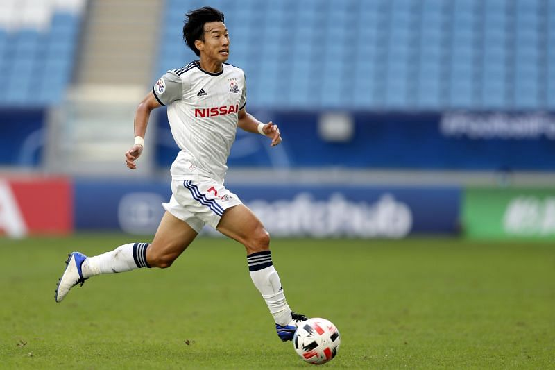 Yokohama F. Marinos will play Suwon Bluewings on Monday