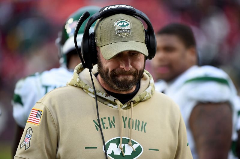 Adam Gase has not produced success while being Head Coach for the New York Jets