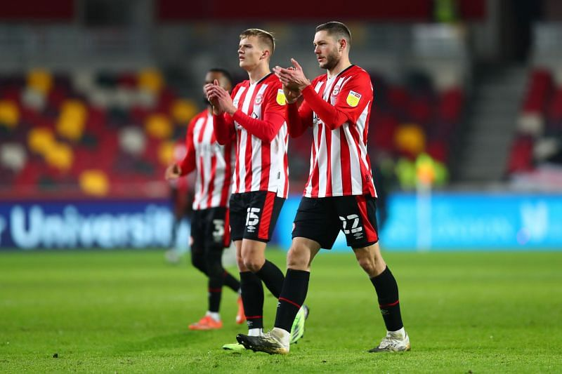 Brentford play Newcastle United in League Cup action on Tuesday