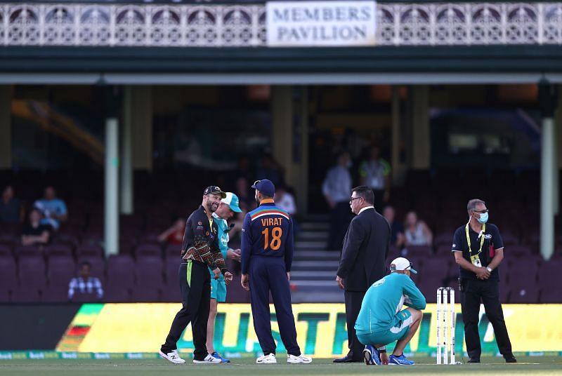 Australia v India - T20 Game 2