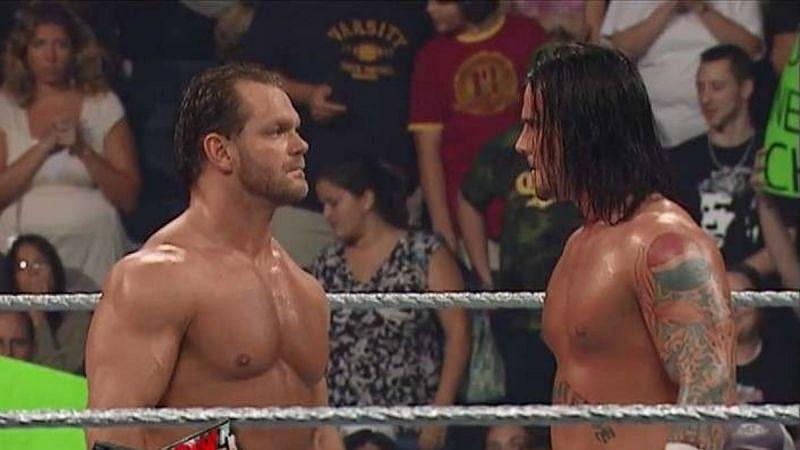 CM Punk Reveals WWE Planned Physical Feud Against Chris Benoit 1