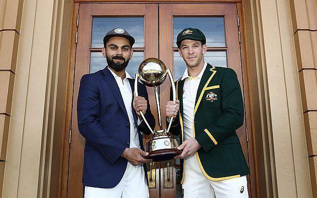 Border-Gavaskar Trophy: The battle begins