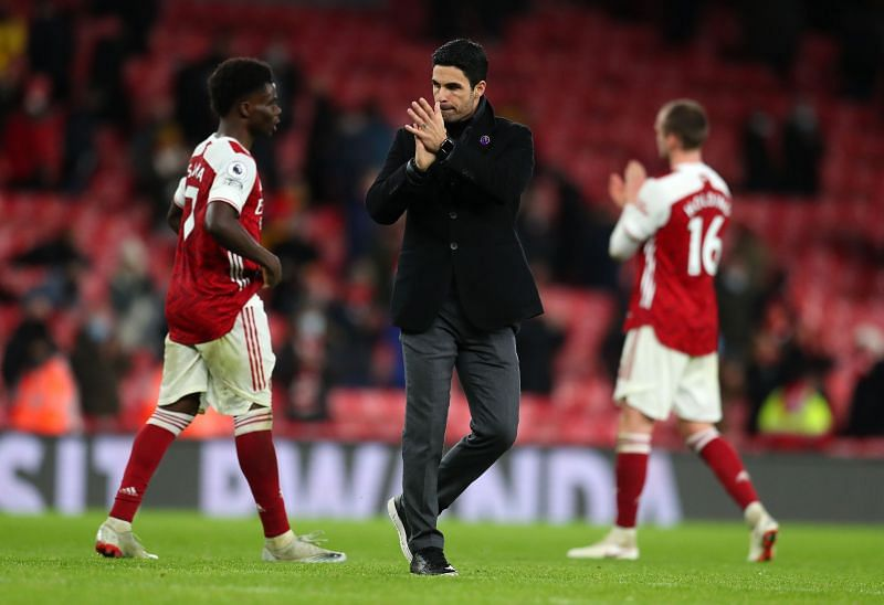 Mikel Arteta will need to make changes to the Arsenal side that lost to Burnley