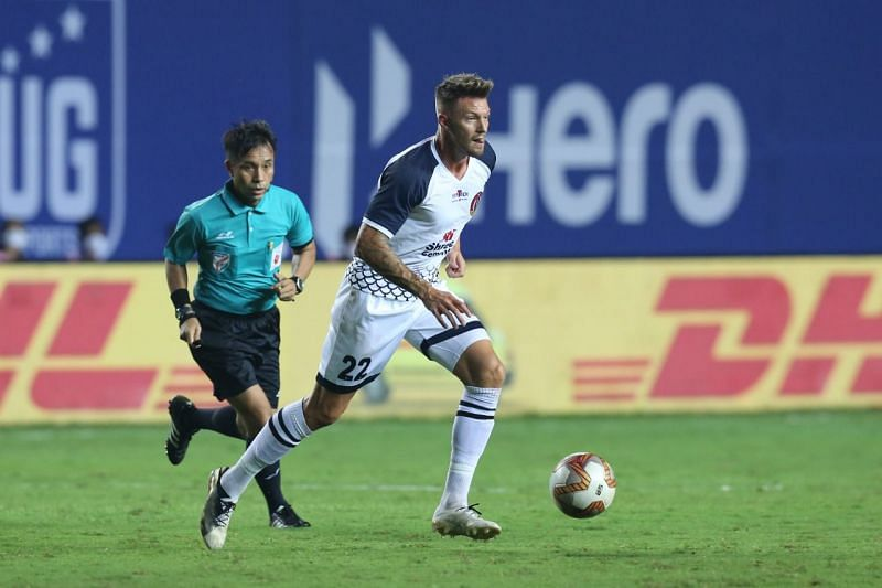 SC East Bengal will pin their hopes on Anthony Pilkington to create goal-scoring chances. (Image: ISL)