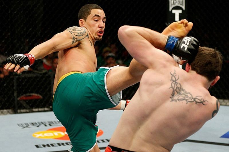 TUF: The Smashes unearthed a future UFC champion in the form of Robert Whittaker