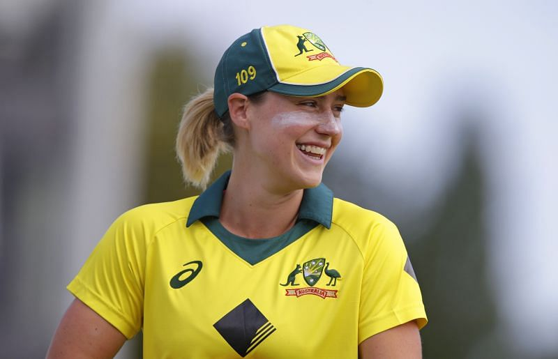 Ellyse Perry played 100 T20Is in the last decade
