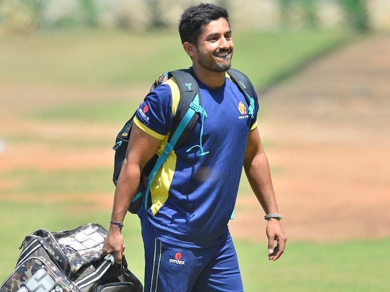 Karun Nair will captain the Karnataka team in the 2021 Syed Mushtaq Ali Trophy [PC: Cricket Lounge]