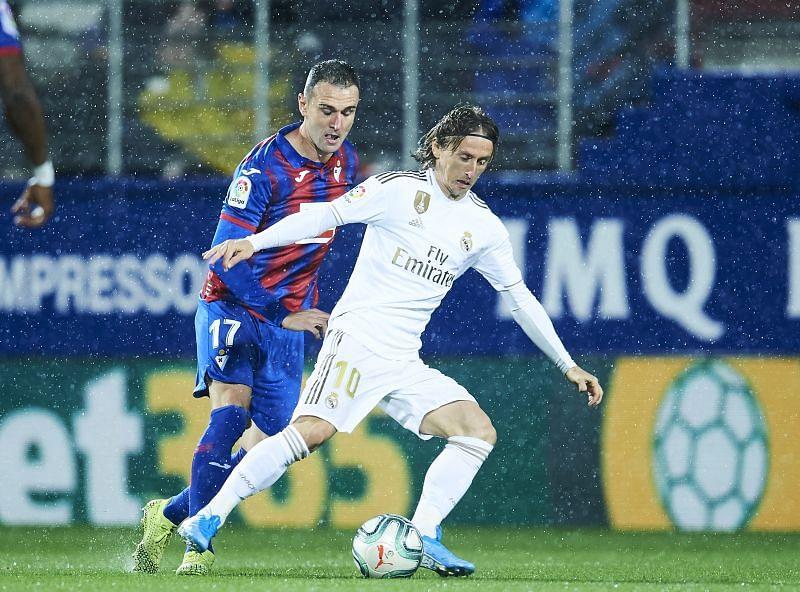 Kike Garcia scored against Real Madrid and Barcelona in December