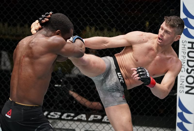 Stephen Thompson earned the 6th performance bonus of his UFC career