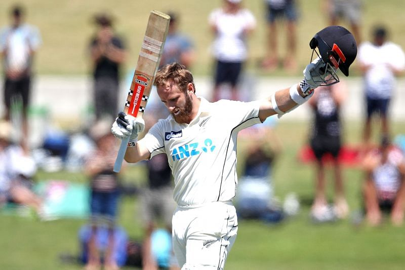 Kane Williamson has been in sublime form for New Zealand.