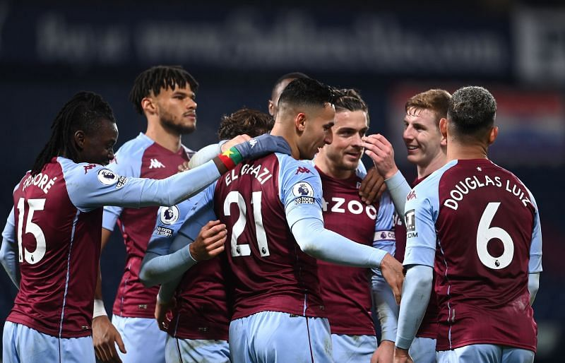 Aston Villa looked good in their latest Premier League outing against West Brom