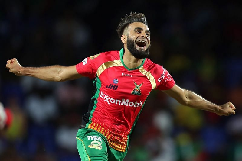Imran Tahir has pulled out of the BBL.