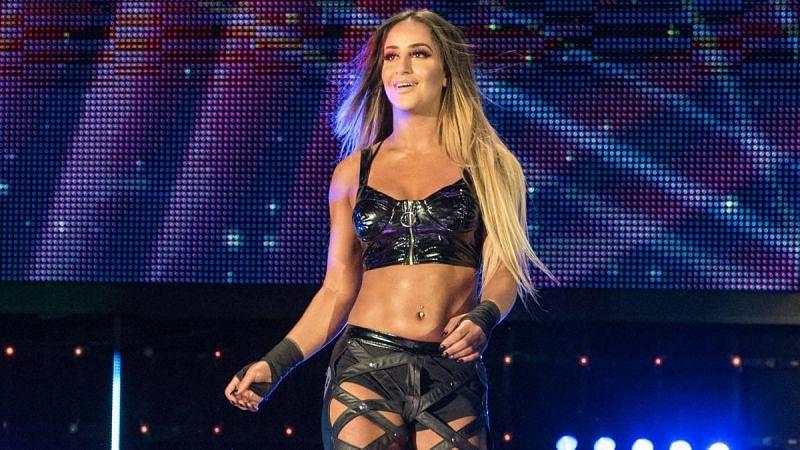 Aliyah in WWE NXT