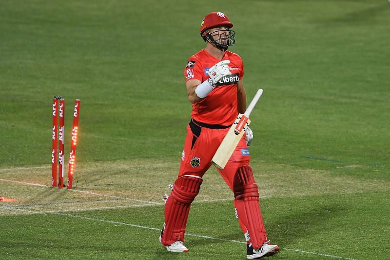 The Renegades suffered a crushing defeat last time out.