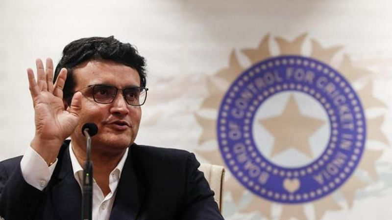 Sourav Ganguly is in favour of organising the Ranji Trophy