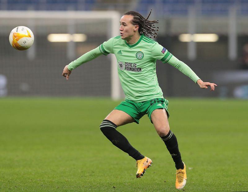 Celtic play St. Johnstone on Sunday