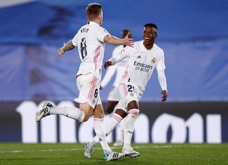 Real Madrid defeated Athletic Bilbao 3-1 on Tuesday