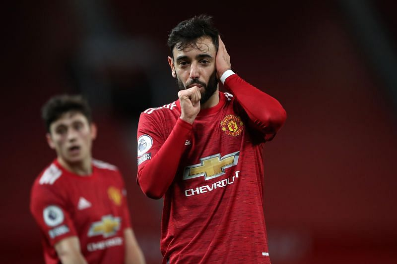 Bruno Fernandes has been a driving force for Manchester United