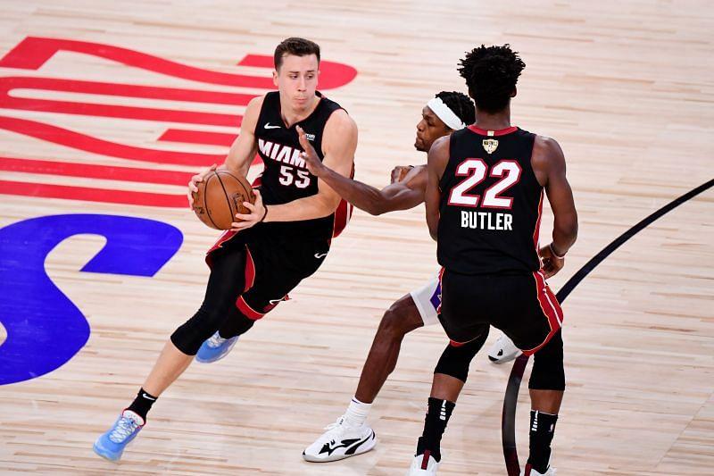 2020 NBA Finals.