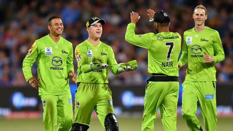 Sydney Thunder take on Perth Scorchers in Match 12 of BBL 2020.